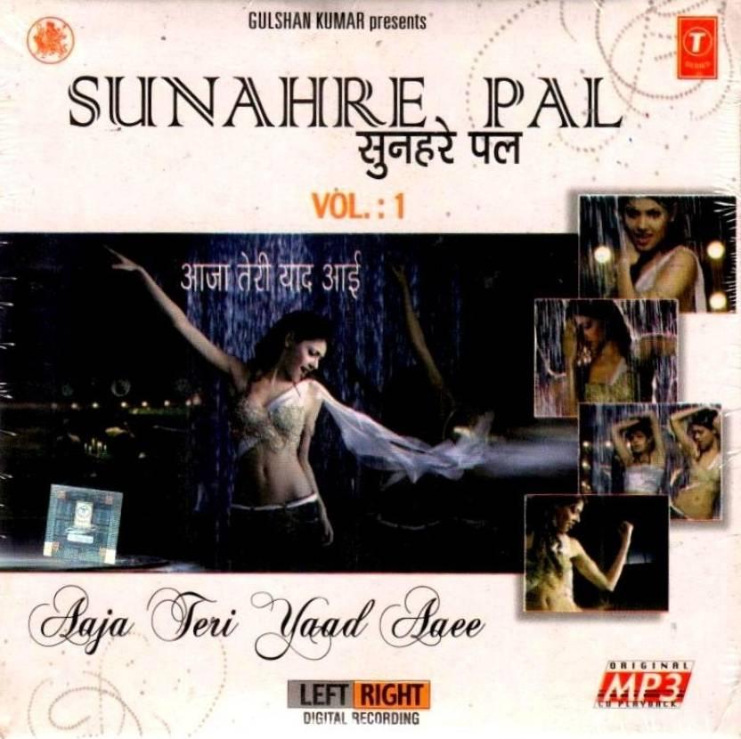 Pal Pal Yaad Teri Hindi Mp3 Song Download: Sunehre Pal Vol.1 (Left Right Recording) Aaja Teri Yaad