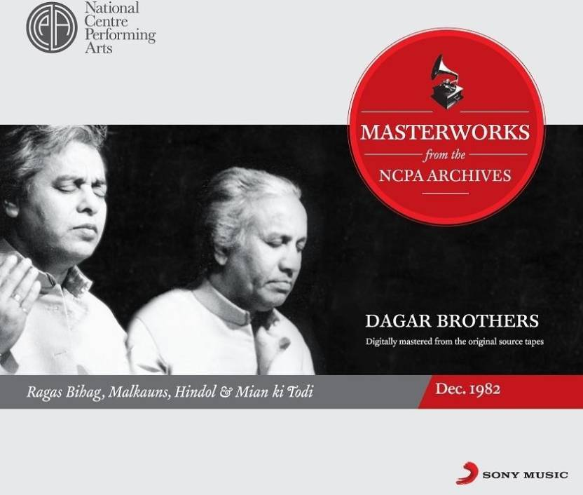 Masterworks From The NCPA Archives - Dagar Brothers