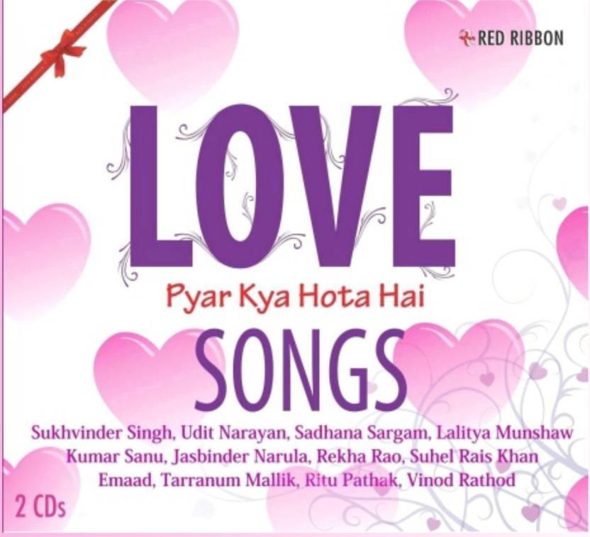Love Songs Pyar Kya Hota Hai Music Audio CD - Price In India