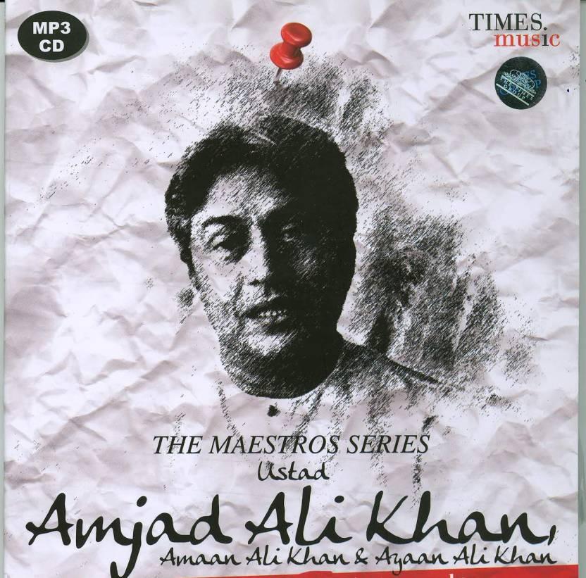 The Maestros Series - Ustad Amjad Ali Khan