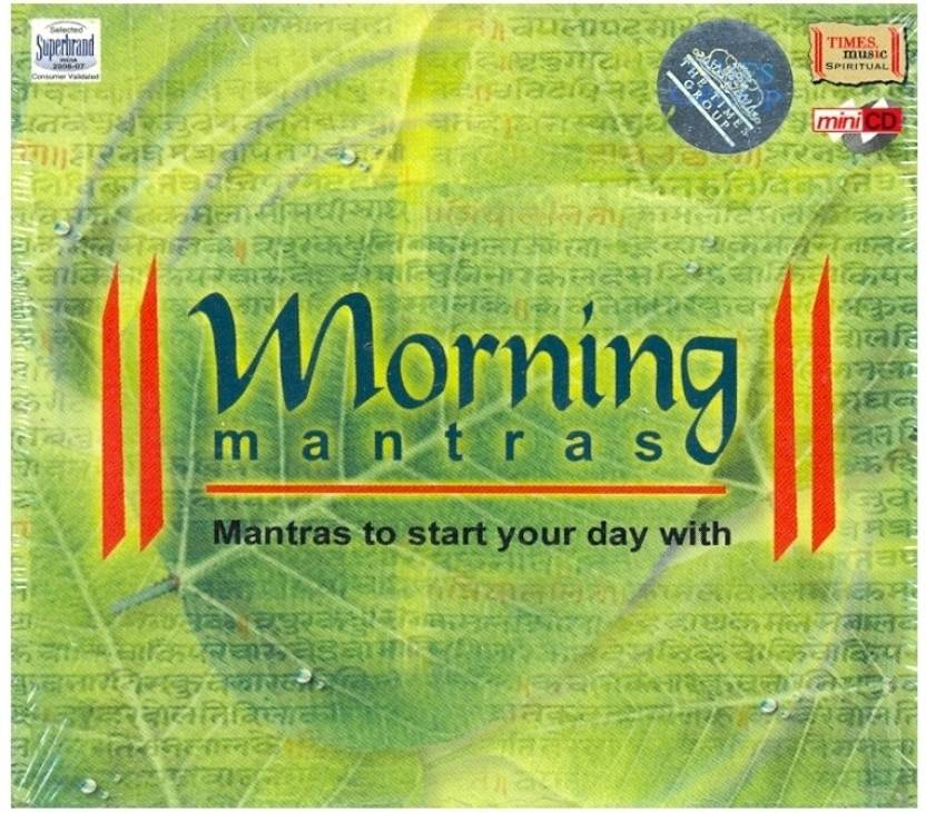 Morning Mantras: Mantras To Start Your Day With Music Mini
