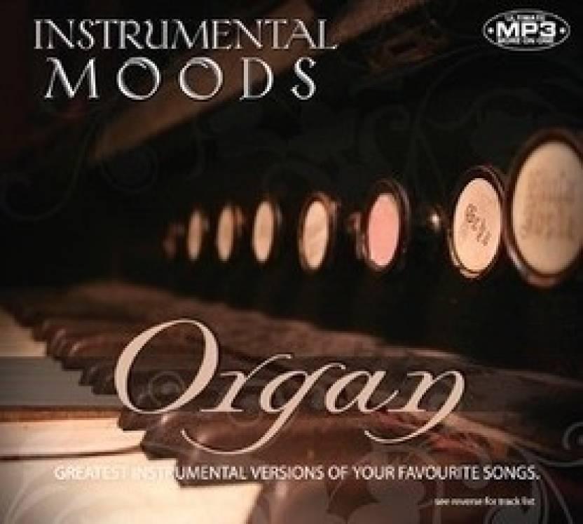 Instrumental Moods - Organ (Cover Version)