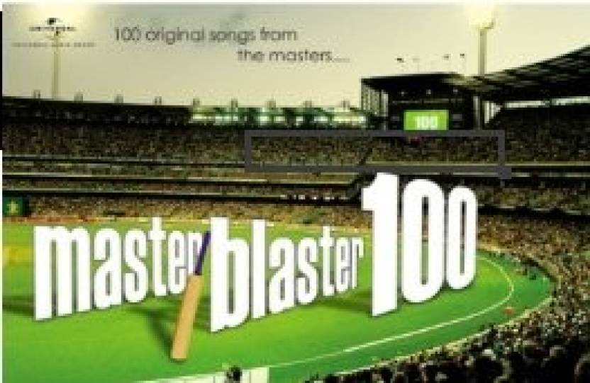 Master Blaster 100
