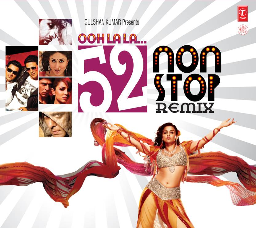 52 Non-Stop Ooh La LA...REMIX