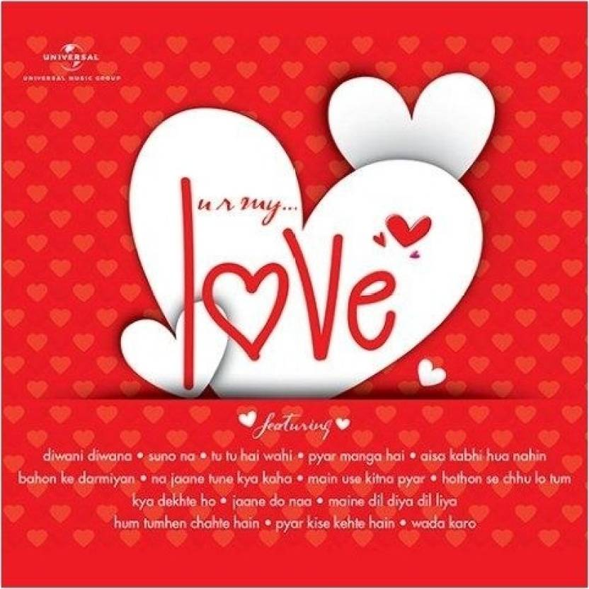 8bd26b1a2 U R My Love Music Audio CD - Price In India. Buy U R My Love Music Audio CD  Online at Flipkart.com