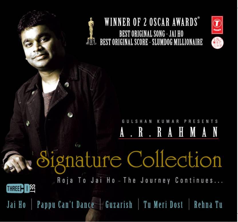 Signature Collection - A.R. Rahman [Concert Recordings]