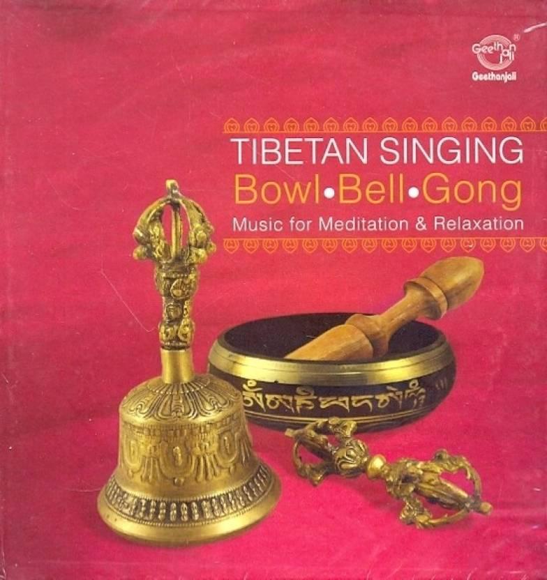 Tibetan Singing Bowl Bell Gong