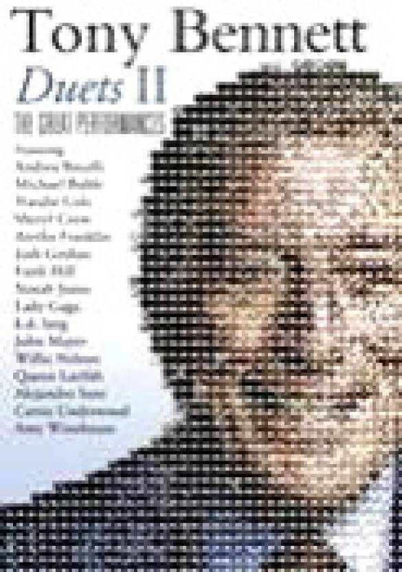 Tony Bennett - Duets II: The Great Performance (DVD + Audio CD)