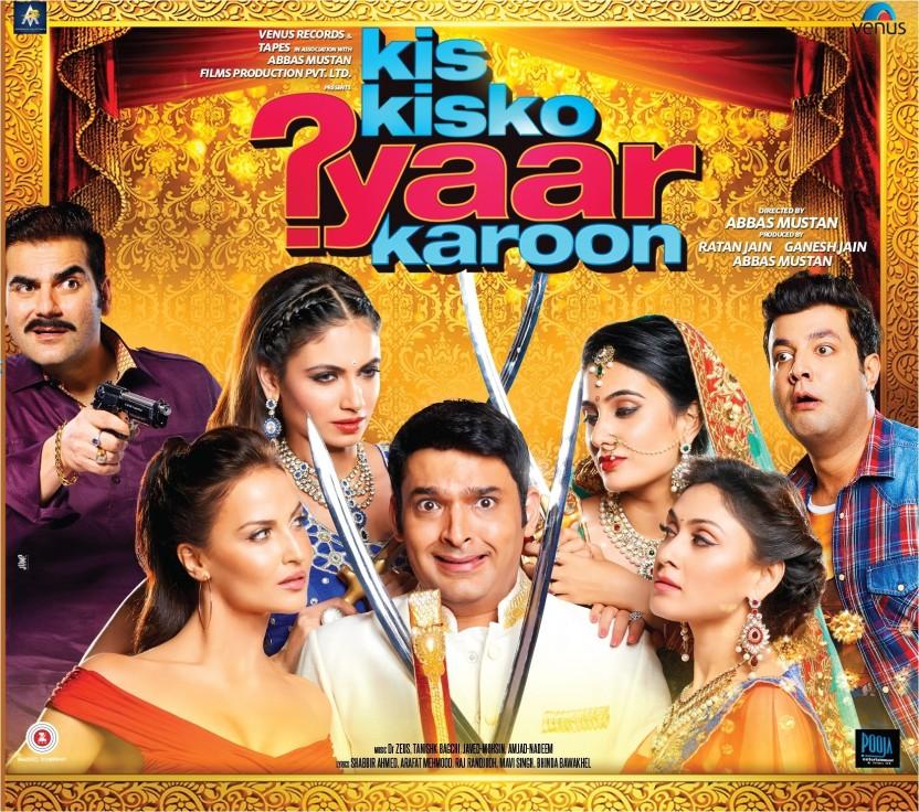 hindi full movies kis kisko pyaar karu