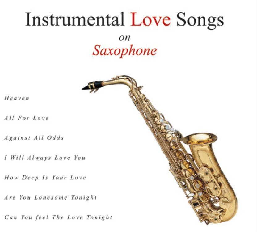 Instrumental Love Songs On Saxophone