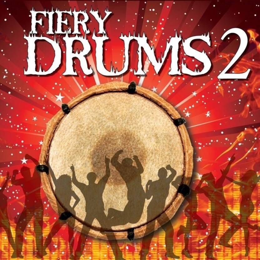 Fiery Drums Vol. 2 - A Journey Through Drums Of The World