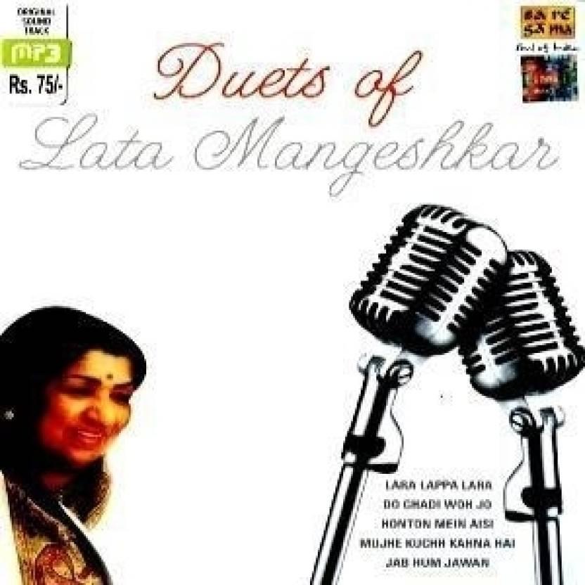 Duets Of Lata Mangeshkar Music MP3 - Price In India  Buy