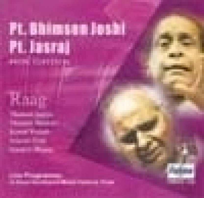 Pt.Bhimsen Joshi, Pt.Jasraj