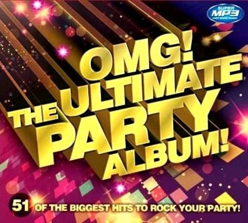OMG The Ultimate Party Album