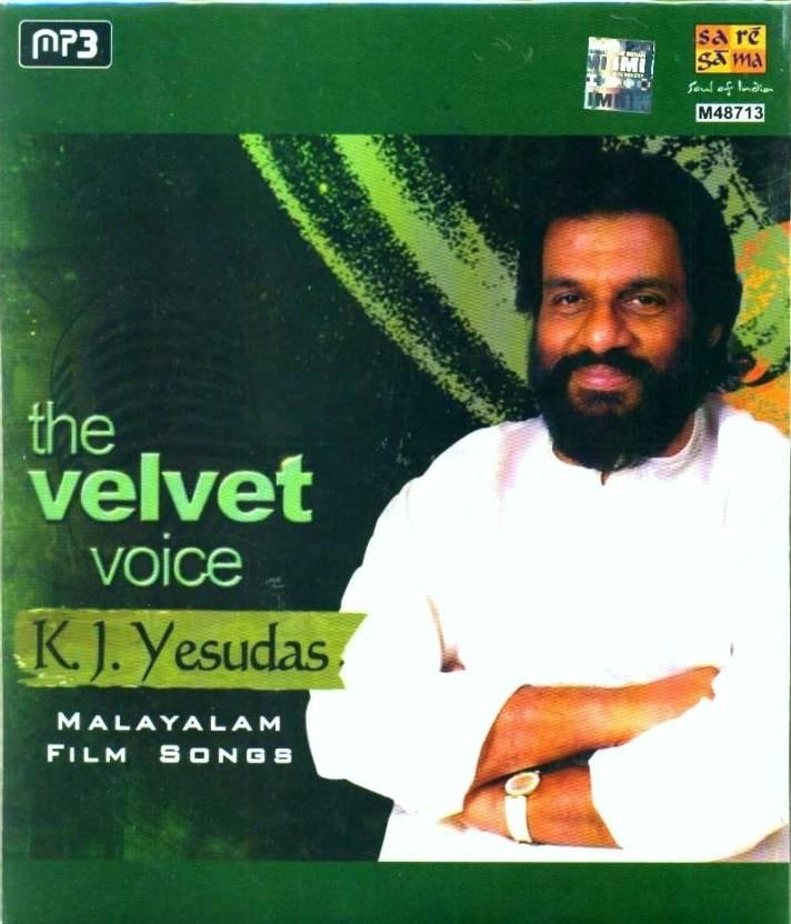 The Velvet Volce:K  J  Yesudas-Malayalam Film Song MP3 Standard
