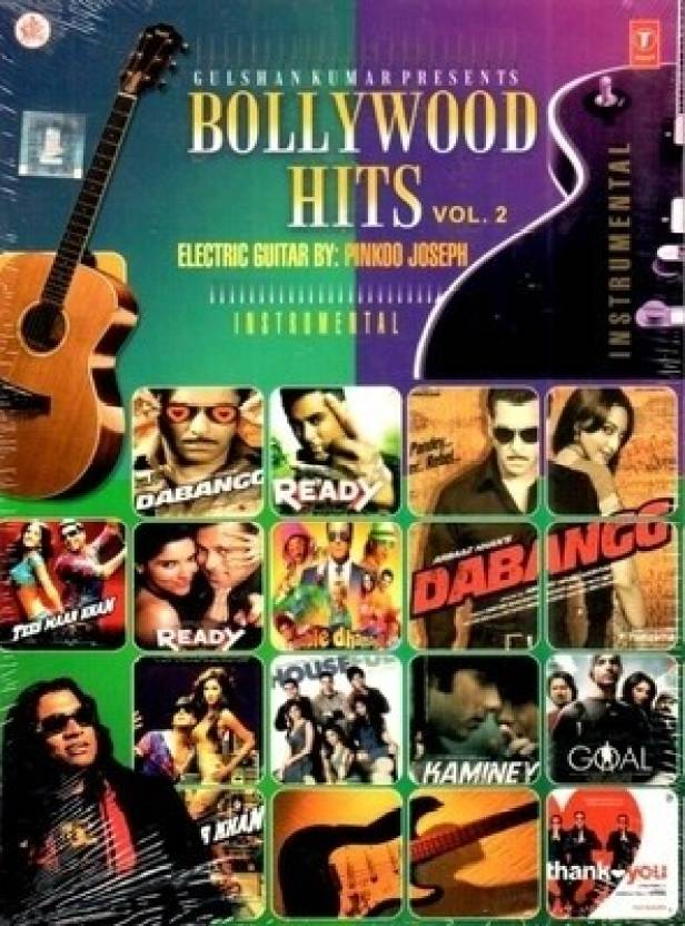 Bollywood Hits Instrumental - Volume 2