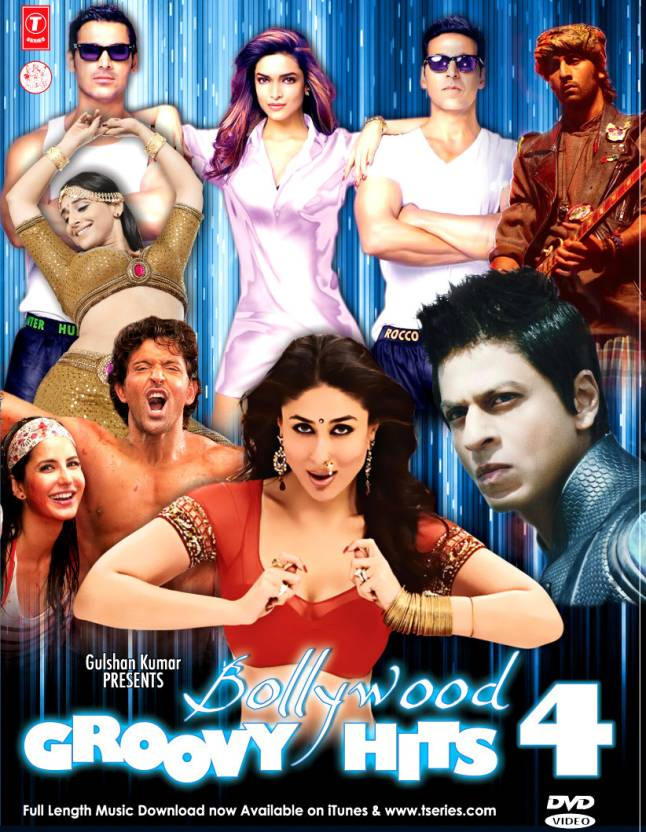 Bollywood Groovy Hits 4