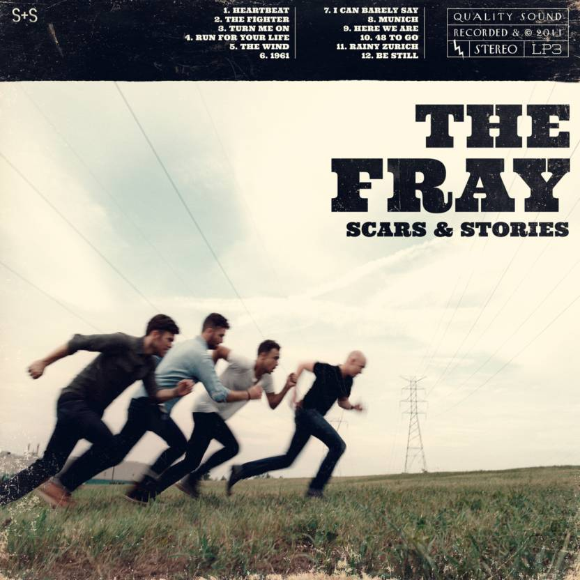 The Fray Scars And Stories