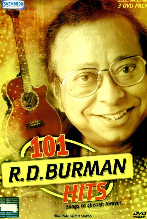 101 R.D. Burman Hits - Songs To Cherish Forever