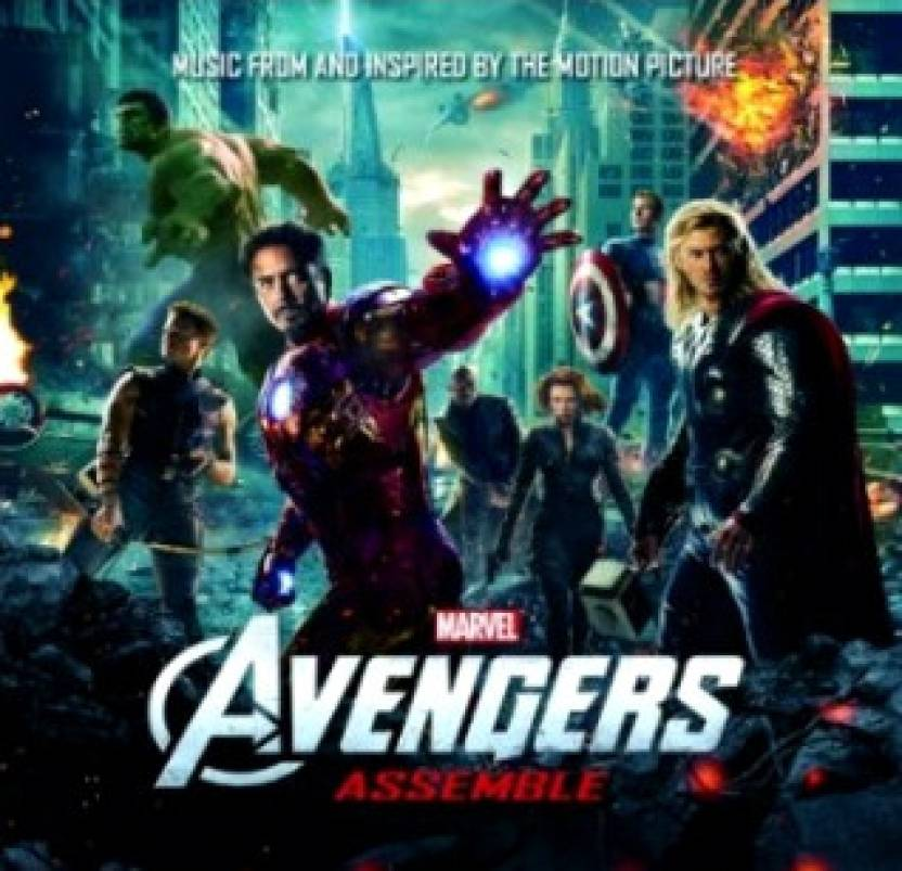 Avengers Assemble [International Edition]