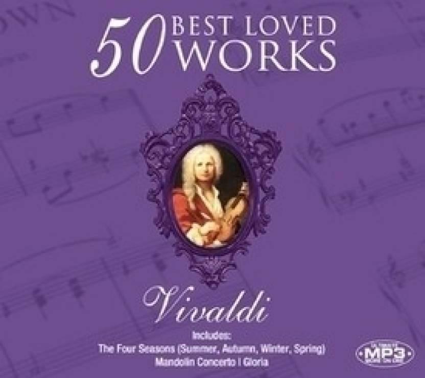 50 Best Loved Works - Vivaldi (Instrumental) (Cover Version)