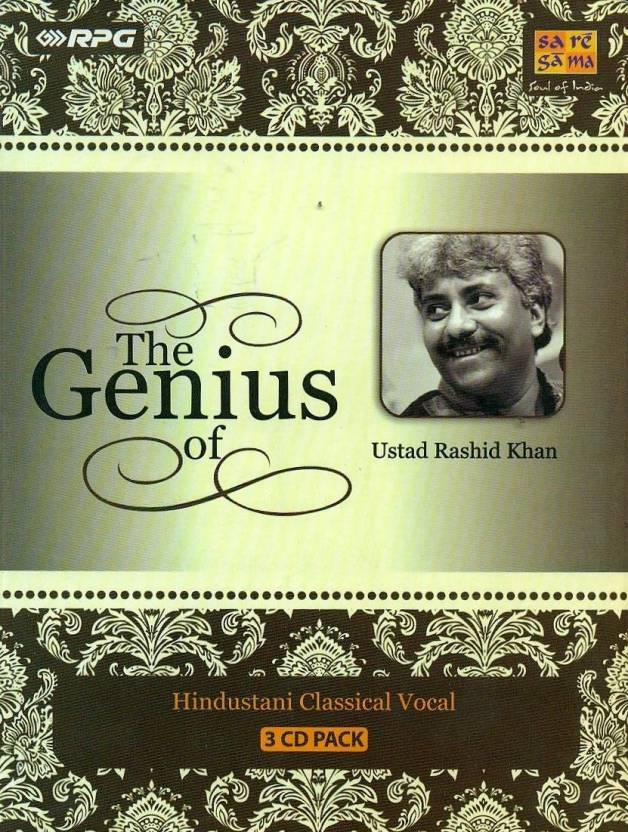 The Genius Of Ustad Rashid Khan