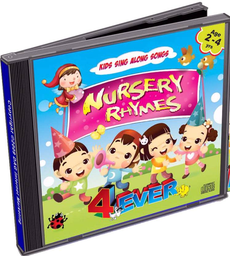 Nursery Rhymes Kids Sing Along Songs