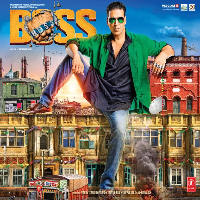 Boss Music Audio CD - Price In India  Buy Boss Music Audio CD Online