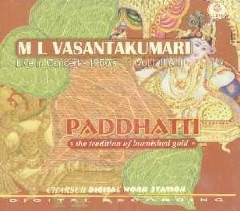 Paddhatti-Live In Concert 1960 Vol. I, II & III