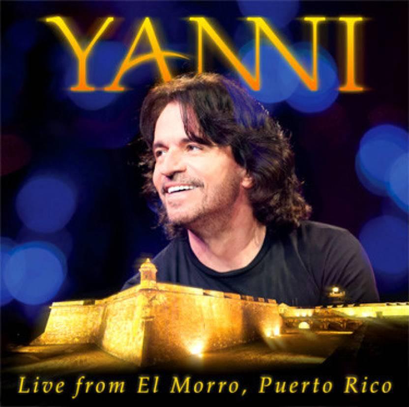 Yanni - Live From El Morro Puerto Rico (CD+DVD)