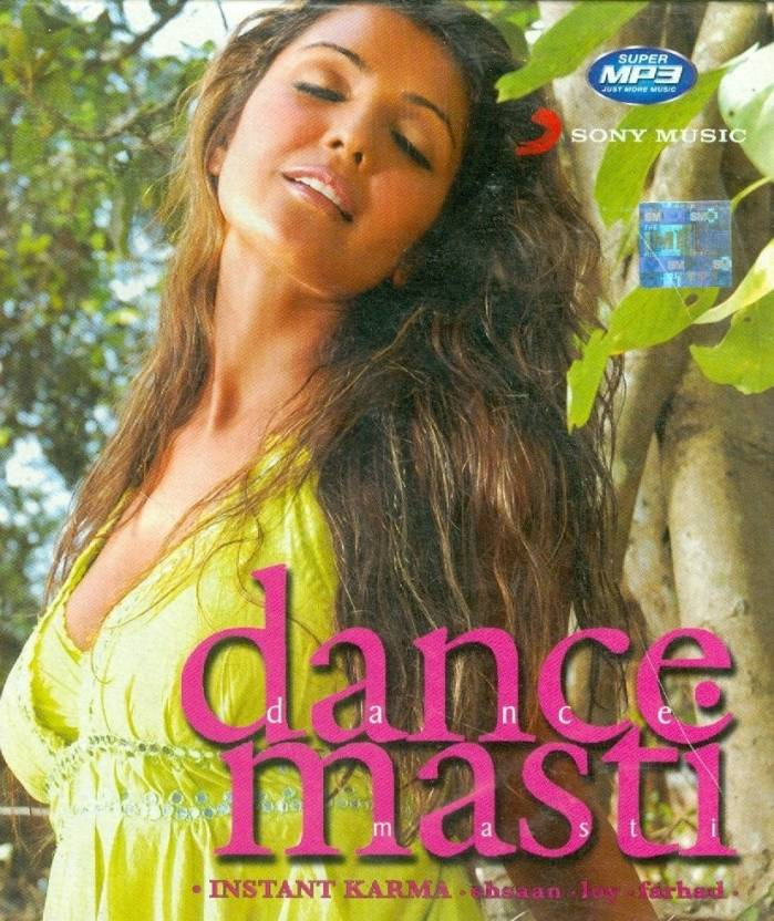 Dance Masti Music MP3 - Price In India  Buy Dance Masti