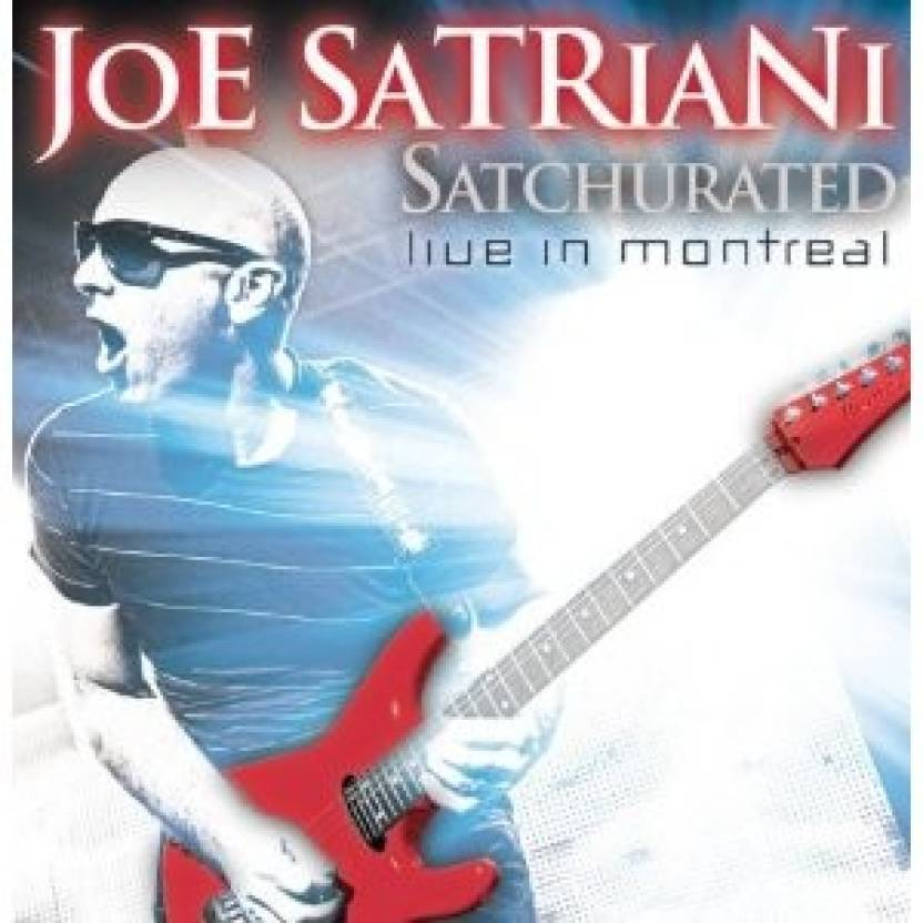 Satchurated - Live In Montreal