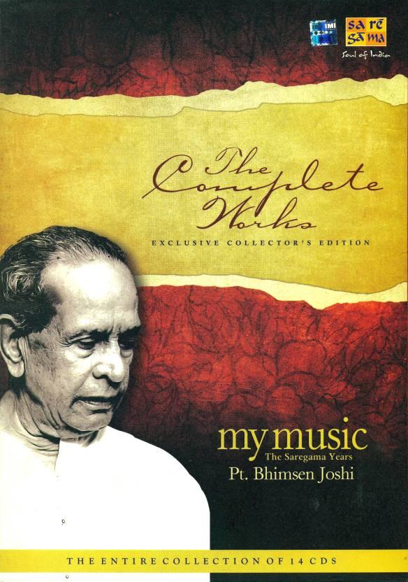 The Complete Works - Pandit Bhimsen Joshi