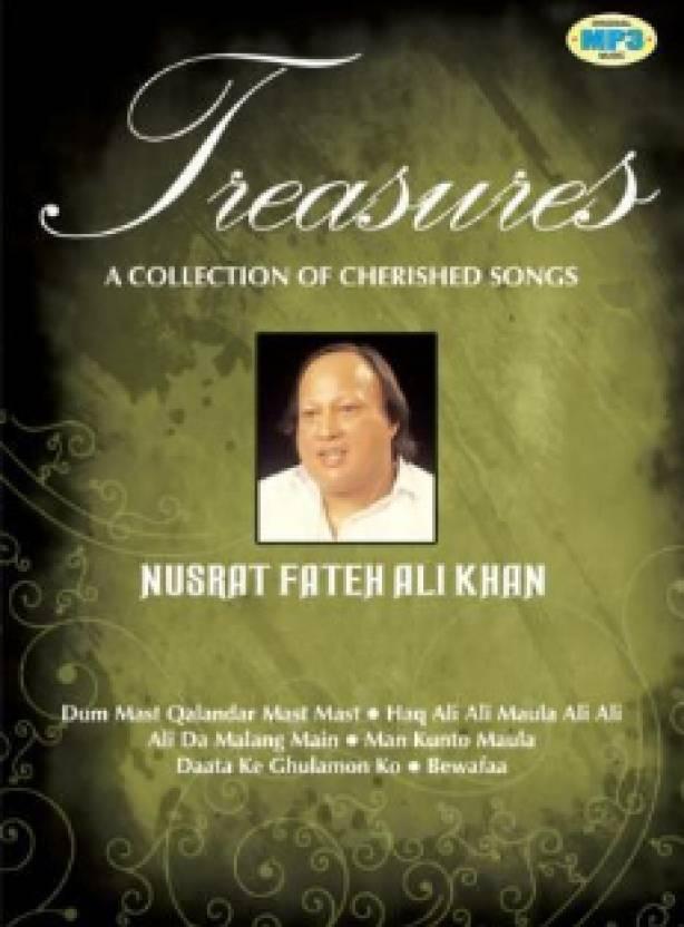 Treasures - Nusrat Fateh Ali