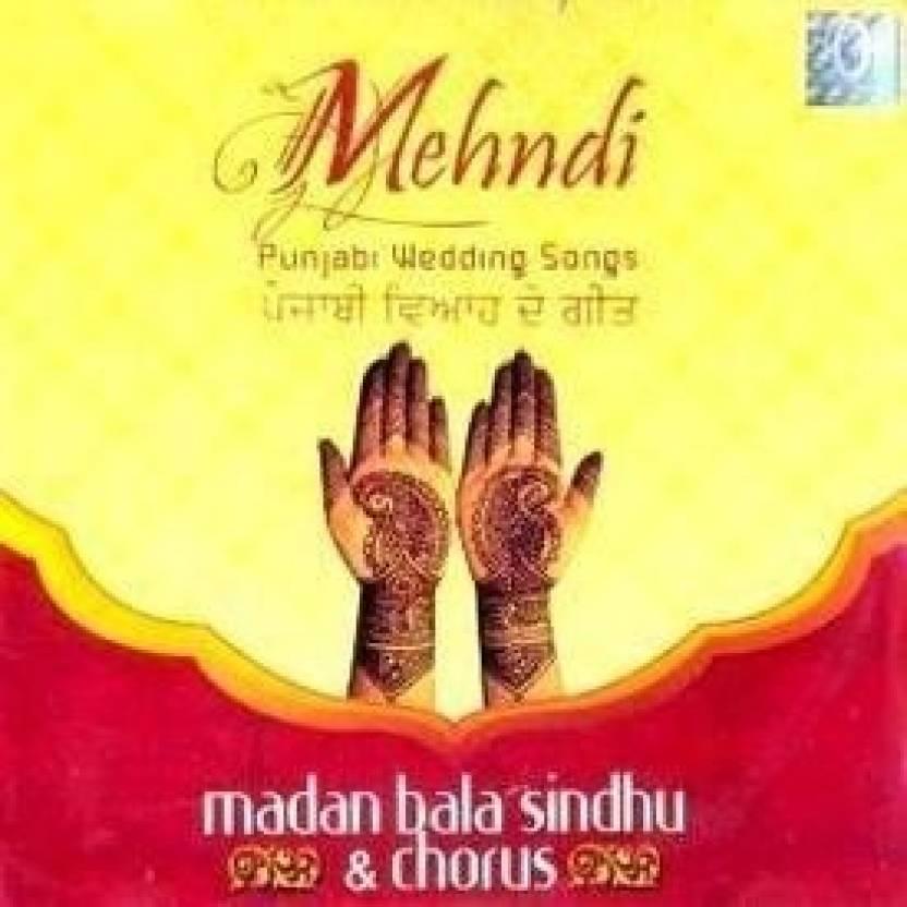 Mehndi - Punjabi Wedding Songs