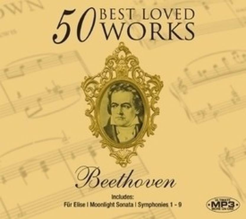 50 Best Loved Works - Beethoven (Cover Version)