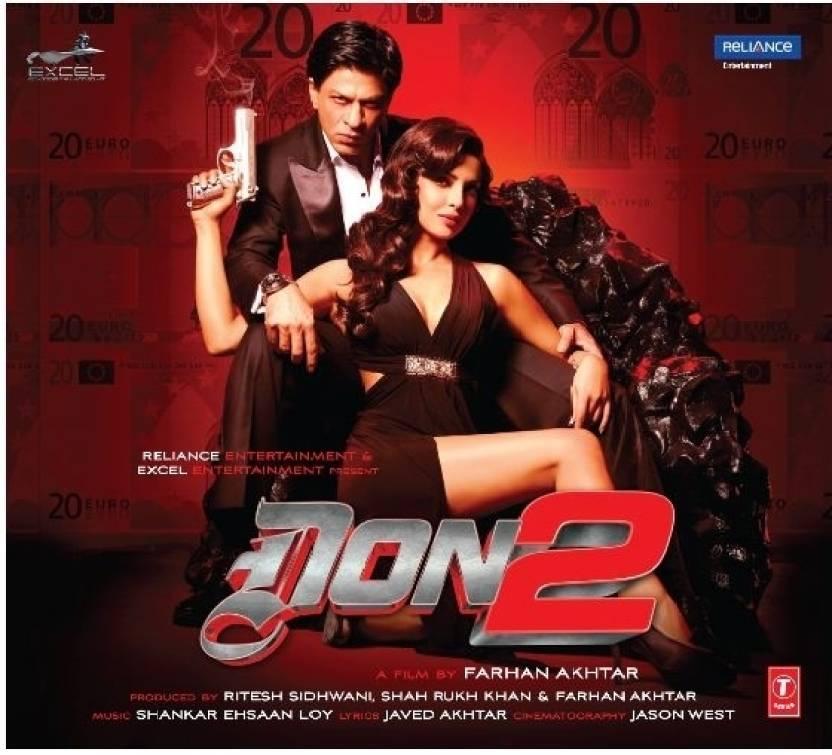 Shah Rukh Khan-Don 2 (Ger)