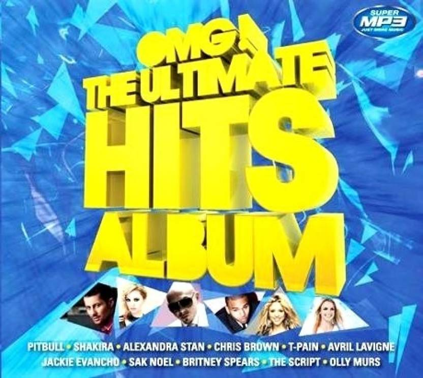 OMG The Ultimate Hits Album