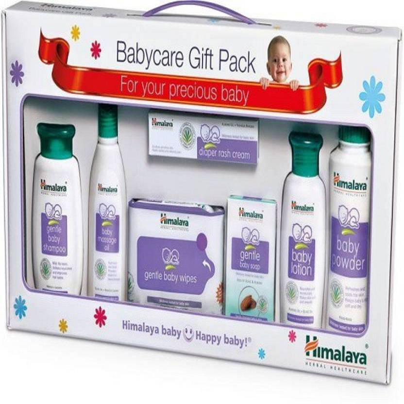 Baby Gift Set Flipkart : Himalaya baby care gift pack big blue buy