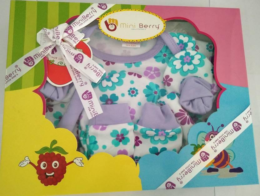 188d2b773 Mini Berry Baby Gift Set 6-Pcs Newborn -