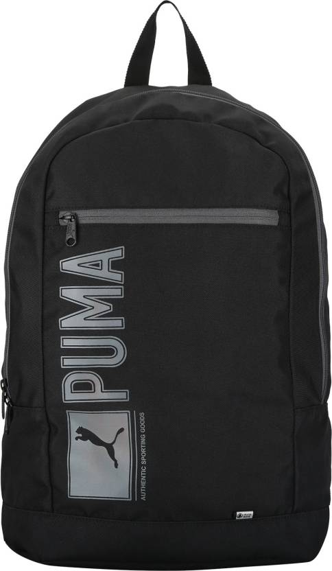 d9f60d93f8dcb Puma Pioneer I 25 L Laptop Backpack Black - Price in India ...