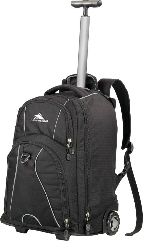 Backpack Trolley Bags Style Guru Fashion Glitz
