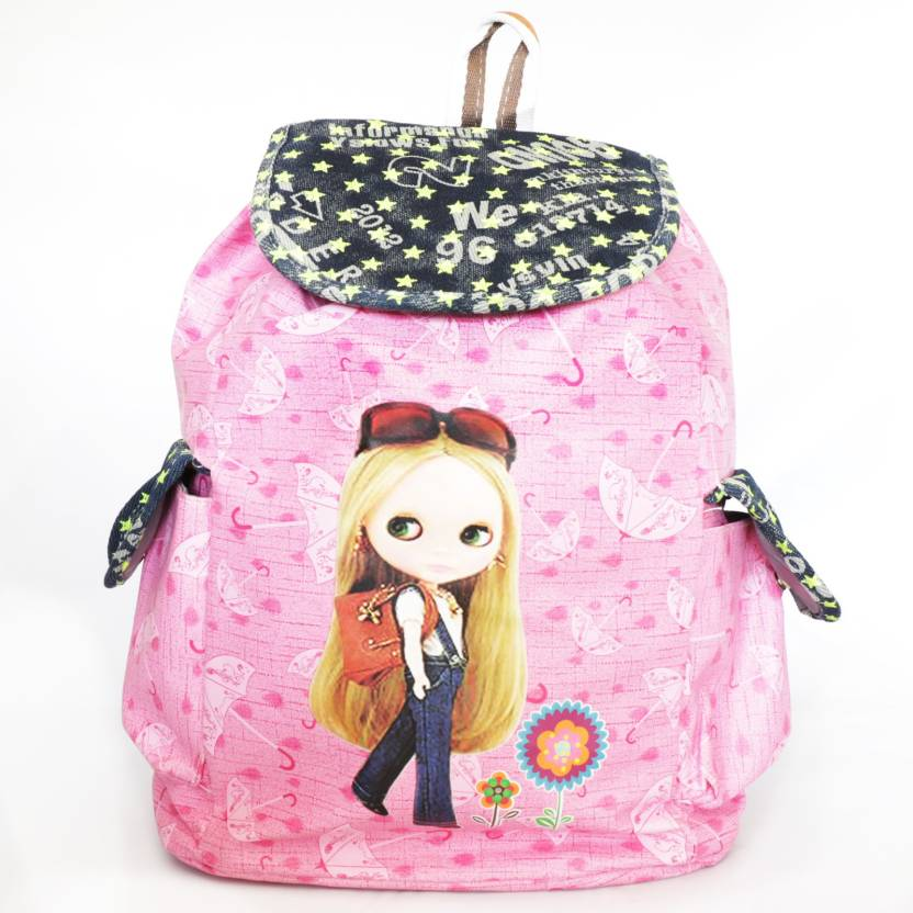 Arti Barbie Printed Las College Bag 12 L Backpack