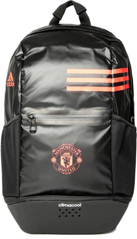 ADIDAS MUFC CLIMA 2 L Backpack Black - Price in India  5ecc02aacf2a6