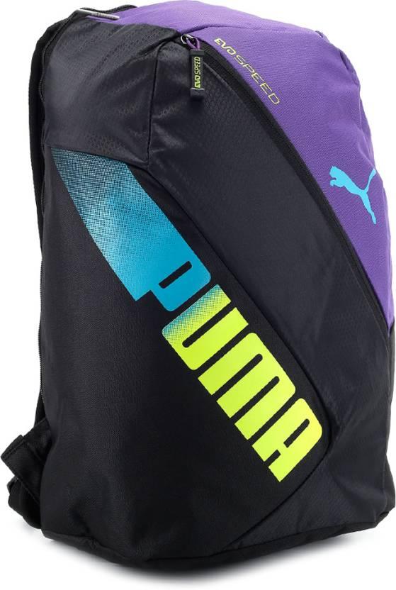 c99c276334c6 Puma Evo Speed Backpack (Black