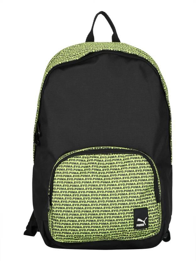 6bfced038420 Puma Prime Backpack 13 L Laptop Backpack Puma Black-Evo graphic ...