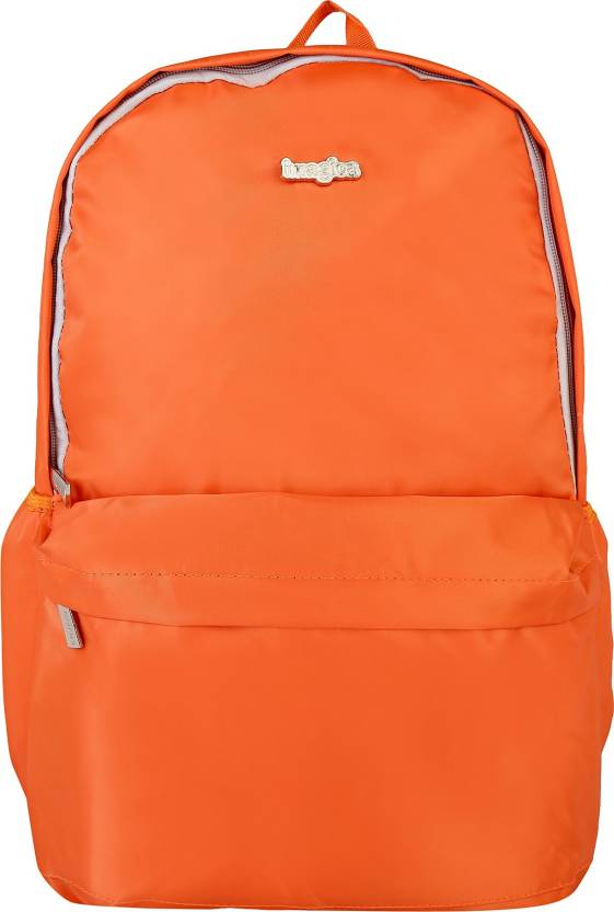 28b75058032d Imagica Casual Backpack 20 L Backpack Orange - Price in India ...