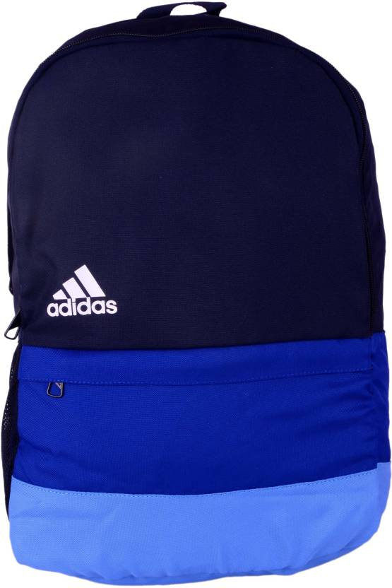 ADIDAS Versatile Block 28 L Backpack Col Navy - Price in India ... 85ee9e6b65c98
