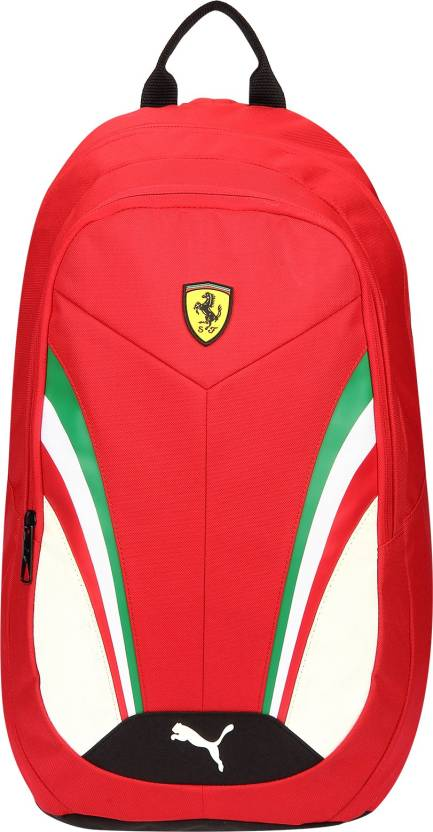 Puma Puma Ferrari Replica 18.5 L Laptop Backpack (rosso corsa) 18.5 L  Laptop Backpack (Red) 083db171c30c8
