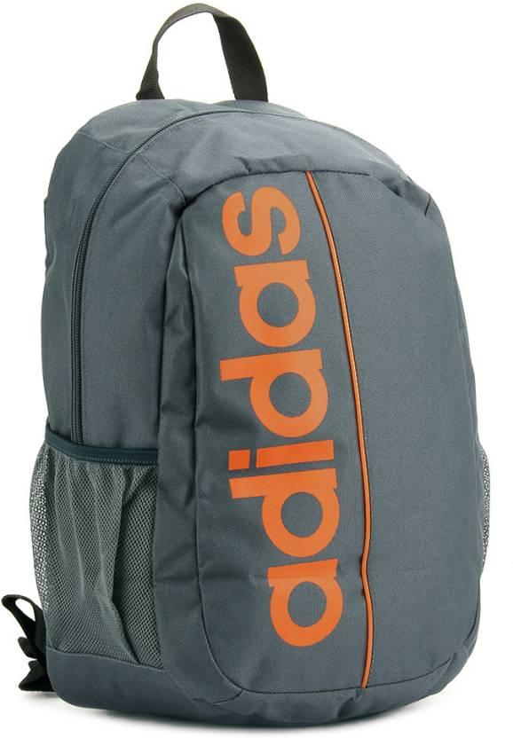 ddb09655151b ... ADIDAS Linear ESS BP Backpack great fit 12fd5 519fa ...
